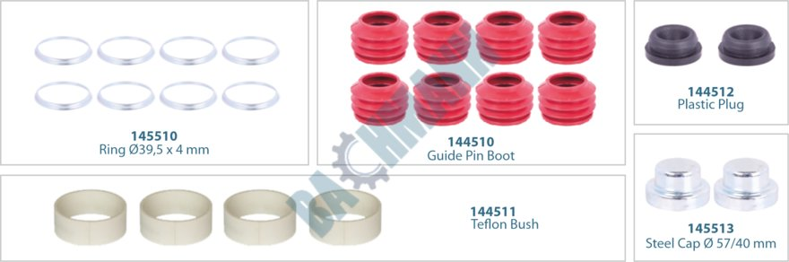 144015-Caliper Repair Kit