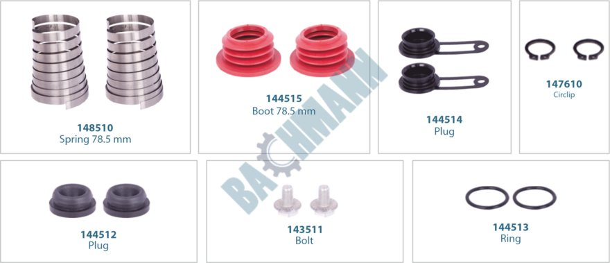 144018-Caliper Repair Kit