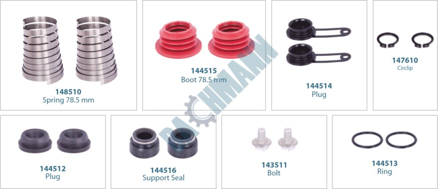 144019-Caliper Repair Kit