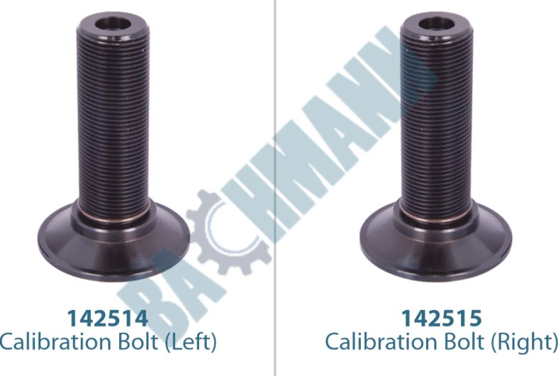 144033-Calibration Bolt Kit